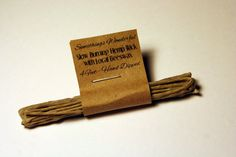 Somethings Wonderful Slow Burning Hemp Wick, Hand Dipped In Raw Beeswax <3 Awesome!