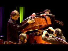 L'Orchestre de Contrebasses - 13 Father moqueur [OFFICIAL VIDEO]