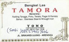Bengkel Las Tamora