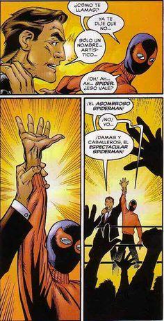A s o m b r o s o   Spiderman !!