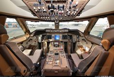 Boeing 747-8HVF/SCD aircraft picture