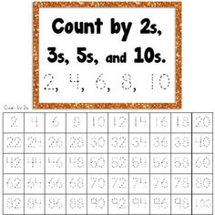 Numbers Kit - Math Resources Bundle by PositiveTeaching Number Grid, Number Chart, Math Resources, Learning Activities, Math Tools, Adding And Subtracting, Writing Practice, High School Students, Math Centers