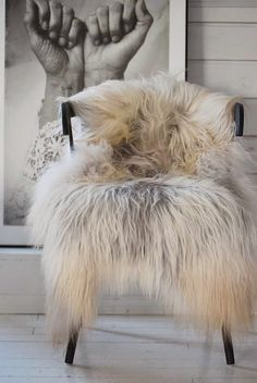 I have a new supplier on board who stocks beautiful Icelandic sheepskins. How perfect will they be in winter especially to add warmth and texture to any room by willowandbeech Interior Desing, Interior And Exterior, Interior Decorating, Home Decor Inspiration, Design Inspiration, Fur Decor, Sweet Home, Sheepskin Throw, Chalet Style