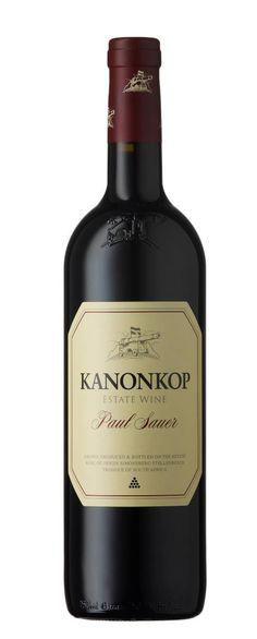 Top #wine selection>>> Kanonkop, CS/CF/M 'Paul Sauer', Stellenbosch, South Africa....Follow us on Twitter @TopWinePics
