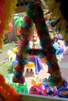 "Photo 24 of 42: Rio the Movie / Tropical Fiesta / Birthday ""Aliyah's ""RIO"" 2nd Birthday ""   Catch My Party"