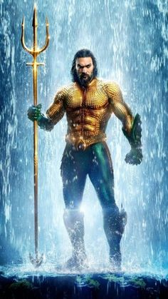 Aquaman has proved to be one of the most successful DC Superheroes movies. Thanks to outrageous lot and CGI as well as goofy casts, Aquaman has become a must-watch movie. Jason Momoa Aquaman, Patrick Wilson, Nicole Kidman, Aquaman 2018, Dc Movies, Dc Characters, New Poster, Dc Heroes, Marvel Dc Comics