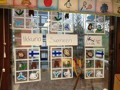 Ikkuna Suomeen #askartelu