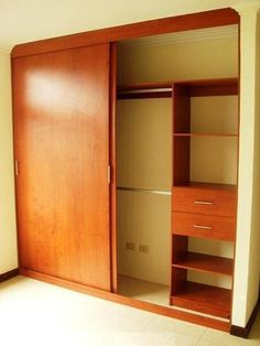 Bedroom Closet Storage, Wardrobe Design Bedroom, Wardrobe Closet, Study Room Design, Kitchen Room Design, Home Room Design, Bedroom Cupboard Designs, Bedroom Cupboards, Wooden Wardrobe