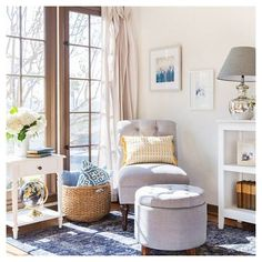 All about classic design and timeless elegance. Shop Target for traditional deco Living Room Nook, Living Room Decor, Living Spaces, Bedroom Decor, Traditional Chairs, Traditional Bedroom, My New Room, Apartment Living, Home And Living