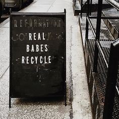 Real Babes Recycle