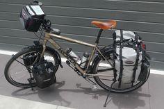 Koga Miyata World Traveller 29 Touring Bike