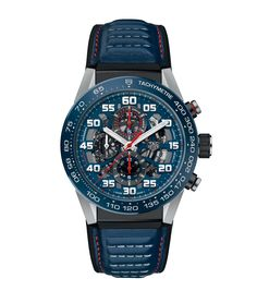 TAG Heuer CH01 Special Edition Red Bull- Drive Timer  CAR2A1N.FT6100