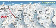 Zermatt y Monterosa planean unirse, creando un superdominio de 530 km de pistas