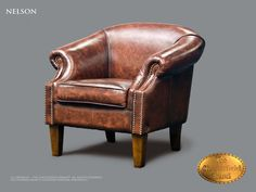 Chesterfield Fauteuils Nelson Fauteuil | Chesterfieldshowroom.com