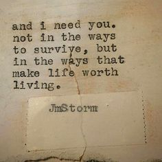 Love Quotes For Him & For Her :love poem quotes by jmstorm Love Quotes - Love Poems Poem Quotes, Great Quotes, Words Quotes, Quotes To Live By, Life Quotes, Inspirational Quotes, Sayings, Afraid Of Love Quotes, What Love Is Quotes