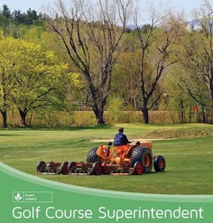Agriculture Career: Golf Course Superintendent