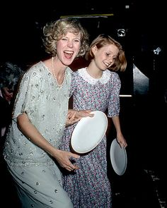 Blythe Danner and her daughter Gwyneth Paltrow