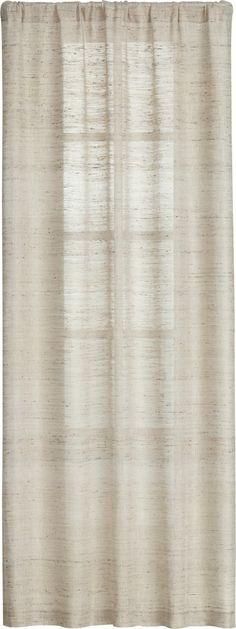 Asanto Sand Curtain Panels