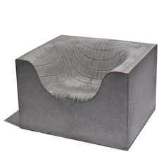 Concrete Things by Komplot Design for Nola