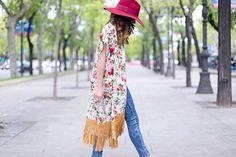 Hoy descubrimos a Paula de @mypeeptoes con vestido Athiles de Ewigem. http://www.mypeeptoes.com/2014/04/23/flowers-to-the-top/