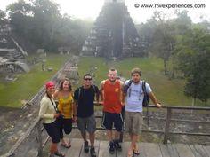 #Tikal #Guatemala #TroyTravels #TroyHendershott #RTWexperiences #Backpacking #BudgetTravel #KAD  www.rtwexperiences.com