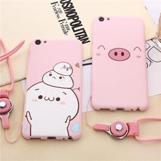 Buy Mori Girl Clothes Iphone6&7 Case on Mori Girl の森ガール.Cute Cartoon Pink Iphone6&7 Case Kawaii Pig Dumpling Mg539 Use strong metallic, feel comfortable, perfect metallic luster. Shaped into an organic whole to achieve both top piece, has perfect appearance, and has strong ability to protect Kawaii Phone Case, Girl Phone Cases, Diy Phone Case, Iphone Phone Cases, Phone Charger, Cute Phone Cases, Iphone 7 Plus Cases, Phone Covers, Sharpie Phone Cases