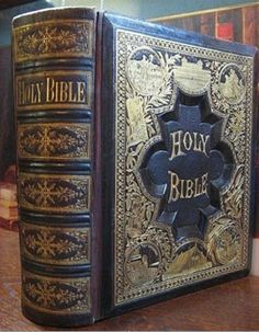 Antique bibles | Antique Bible Source: Old, Vintage, Antique Bibles For Sale