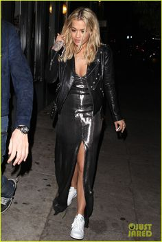 Rita Ora Steps Out Amid All the Rumors Over 'Becky': Photo #3640867. Rita Ora steps out for a sushi dinner at Izakaya on Monday night (April 25) in West Hollywood, Calif.    The 25-year-old singer was joined by her good friend Nick…