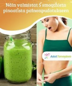 Kilojen karistaminen terveellisellä tavalla on yksi monien ihmi . Weight Loss Drinks, Weight Loss Smoothies, Fast Weight Loss, Lose Weight, Healthy Drinks, Healthy Recipes, Herbal Weight Loss, Skinny Recipes, Get In Shape