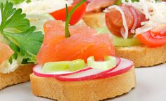 Party Perfect Appetizers and Hor d'oeuvres recipes
