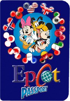Epcot Passport - Page 3 - The DIS Discussion Forums - DISboards.com