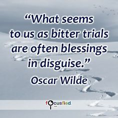 """Like, Type """"yes"""" or share if you agree.  #quote #inspire #motivate #inspiration #motivation #lifequotes #quotes #youareincontrol #sotrue #keepgoing #wisdom #focusfied #perspective #persevere #youdecide #perseverance #oscarwilde #adapt #blessingindisguise #blessing #trials"""