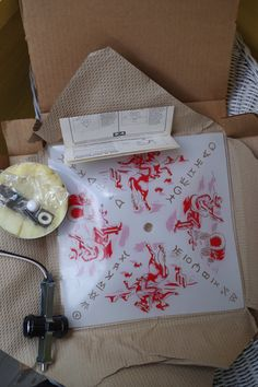 Vintage retro 1950s cowboywestern rodeo ceiling light fixture fabulous vintage 1950s cowboy western ceiling light fixture complete with glass shade socket and hardware never used in original box aloadofball Images