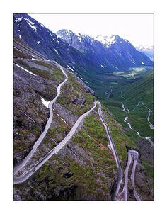 Trollstigen, Norway Copyright: Jan Spanelsky