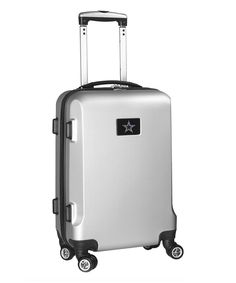 Take a look at this Dallas Cowboys Hard-Side Spinner Carry-On Luggage today!