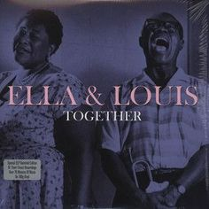 Ella* & Louis* - Ella & Louis Together (Vinyl, LP) at Discogs