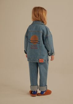 Kids Wear, Folk, Denim, Jeans, Jackets, How To Wear, Fashion, Down Jackets, Moda