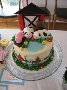 Manisha Birthday Cake Images : 1000+ images about cake topper on Pinterest Farm animal ...