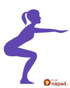 Zázračná Tabata: Stačí sa držať týchto dvoch pravidiel a za 30-minút spálite viac kalórií, ako za hodinu behu! Jumping Jacks, Tabata, Health Fitness, How To Plan, Tabata Workouts, Fitness, Health And Fitness