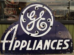 GE Appliances... Where's the neon?