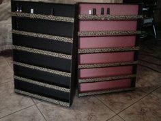I like this one too. HMMMM  my DIY nail polish rack!