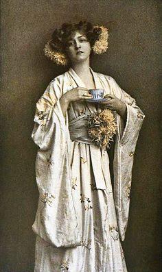 Gabrielle Ray, 1907