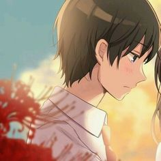 Pin oleh rabiatin aisyafitri di anime coupel di 2019 anime l Anime Couples Drawings, Anime Couples Manga, Couple Drawings, Neko Kawaii, Manga Kawaii, Cute Anime Profile Pictures, Cute Anime Pics, Manga Couple, Anime Love Couple