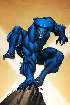 Hank McCoy the Best (blue furry version) X-Men Marvel Comics Man Character, Marvel Comic Character, Comic Book Characters, Marvel Characters, Comic Books, Marvel Comics, Marvel Heroes, Marvel Avengers, Marvel Man
