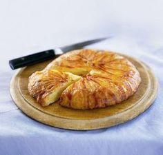 Savory Potato Pie with Bacon and Gruyere