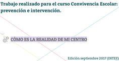¿Cómo es la realidad de mi centro?  Rafael Baldoy Hervas. Line Chart, Learning, Centre