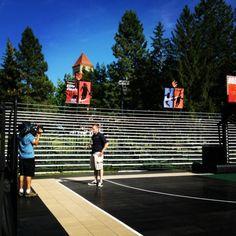 Kris Crocker @Hoopfest @929zzu Nike Center Court