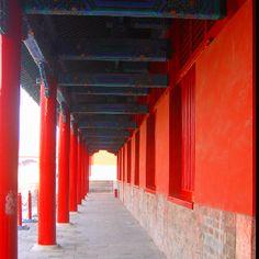 Forbidden City, Beijing - China