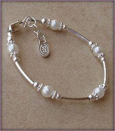 Madelyn - Sterling Silver Bracelet