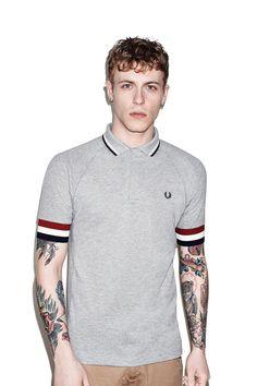 Bradley Wiggins Bomber Cuff Shirt